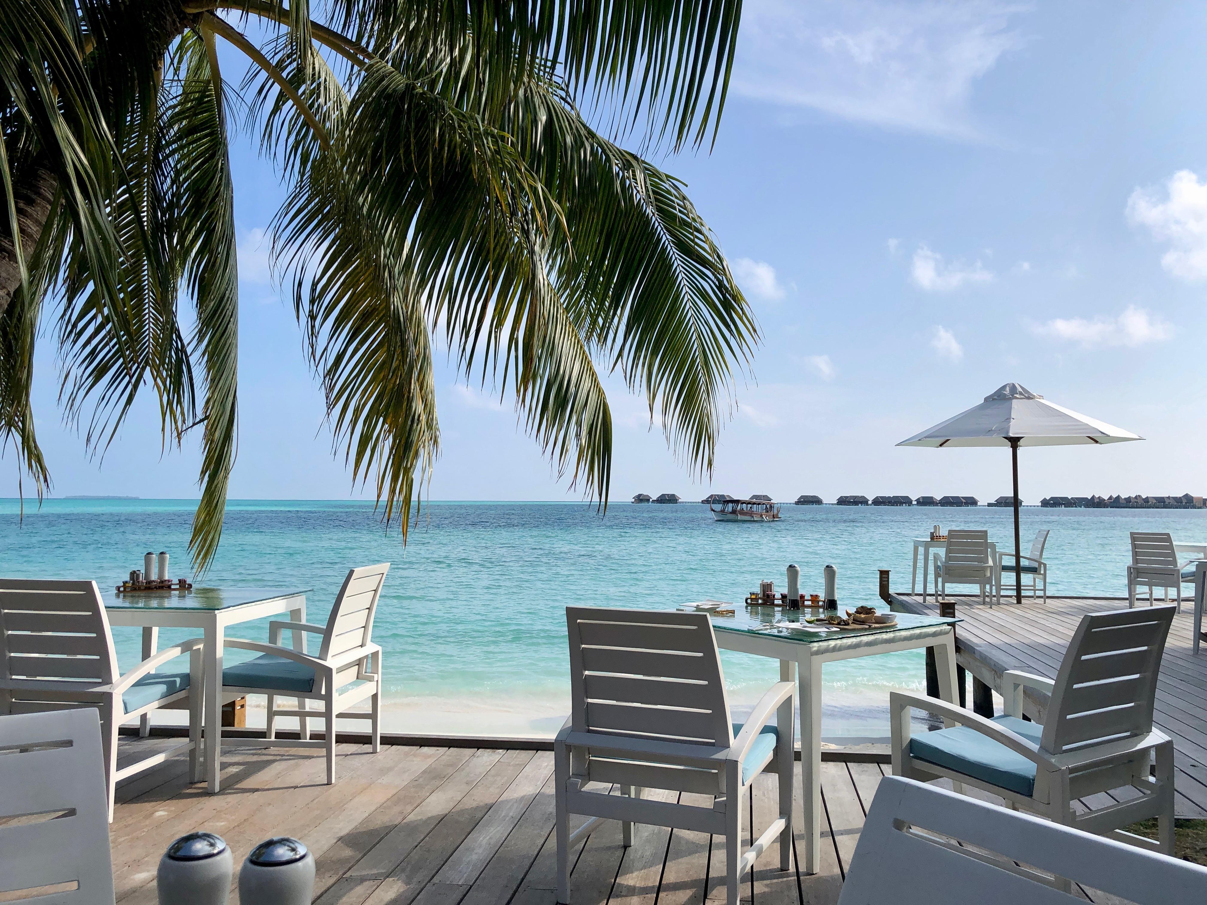 Conrad Maldives Vilu Restaurant