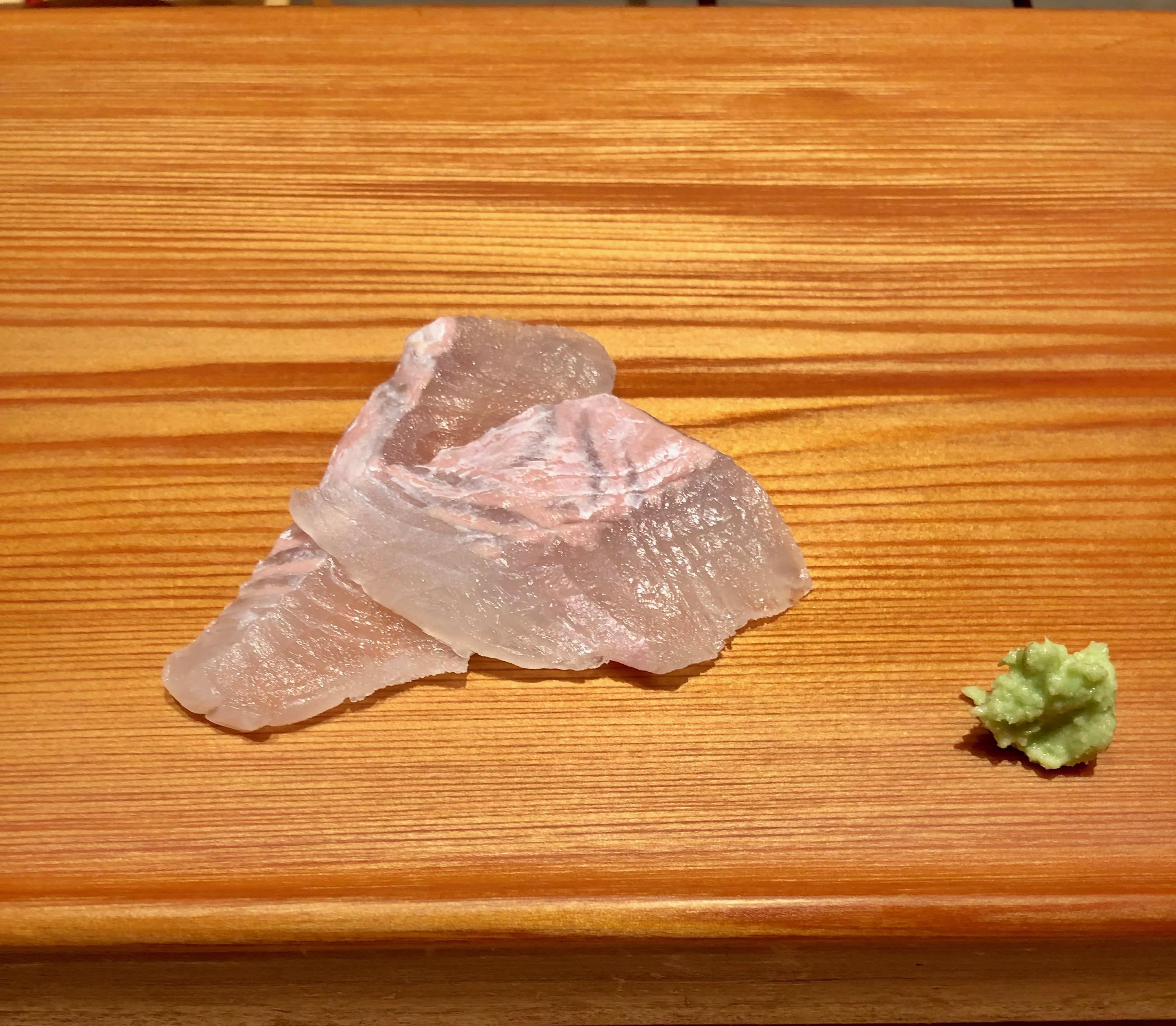 Sushi Shin sashimi