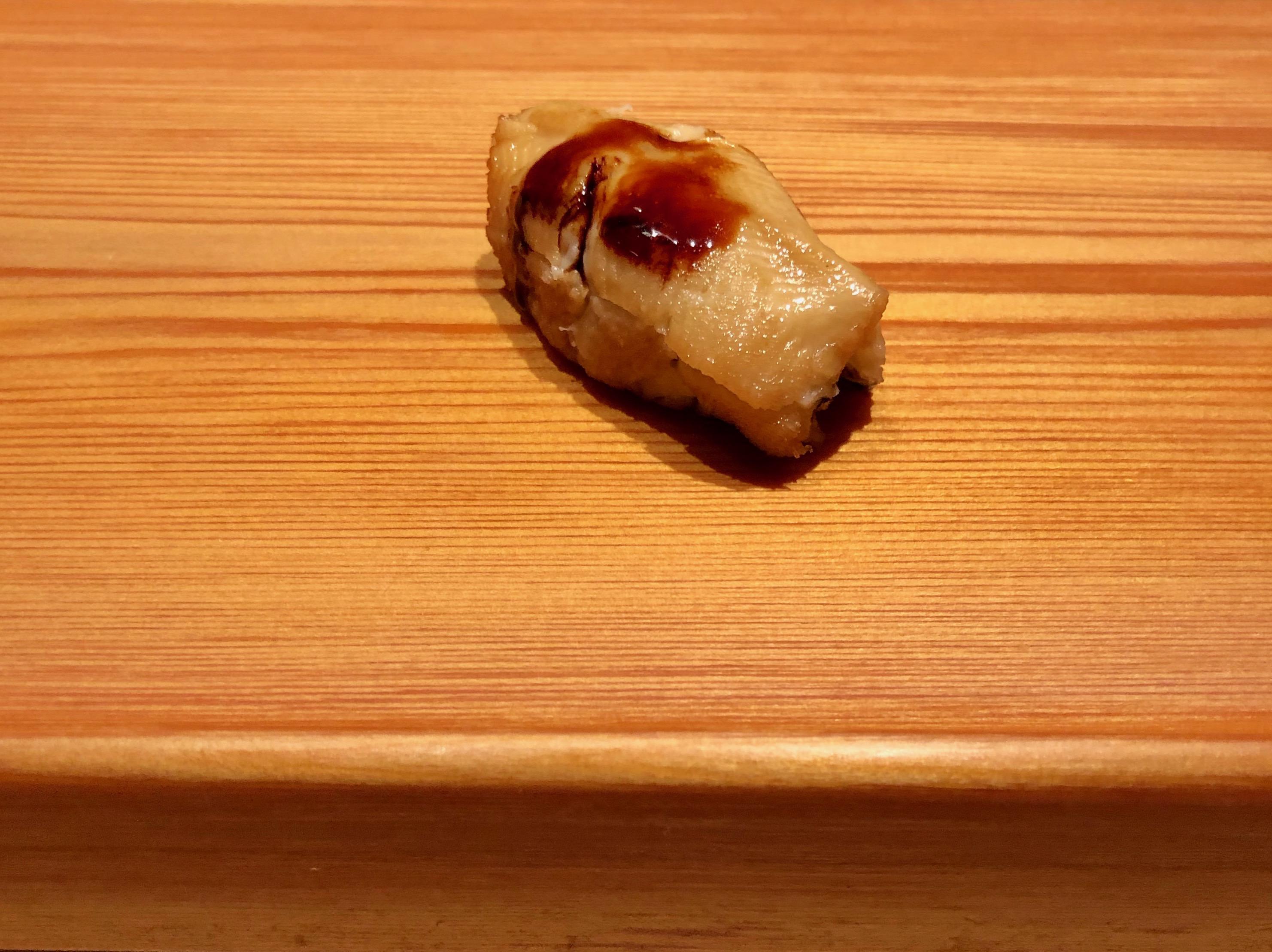 Sushi Shin unagi a.k.a. freshwater eel