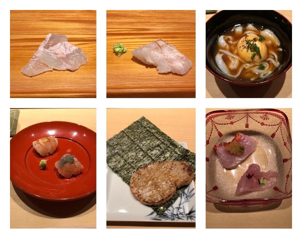 Sushi Shin 鮨 真 Tokyo Japan