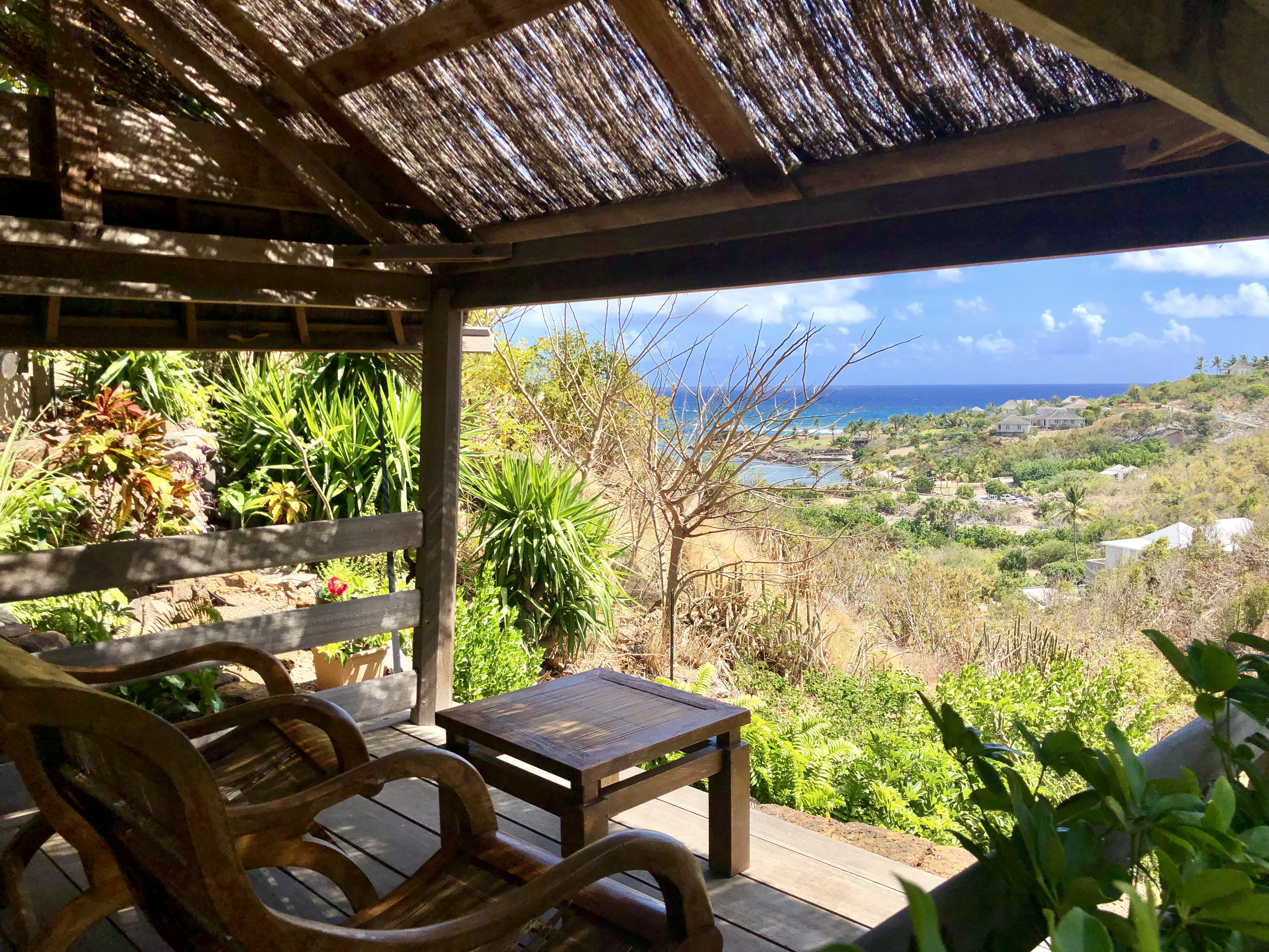 St Barth AirBNB views