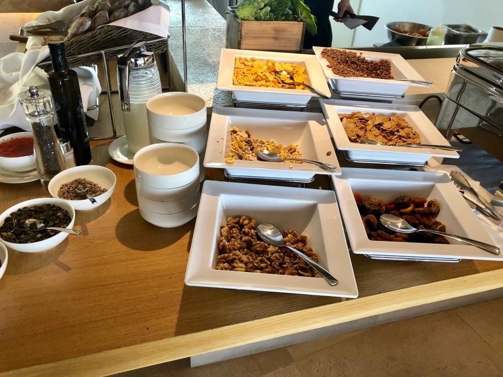 Nakar Hotel CUIT breakfast cereal