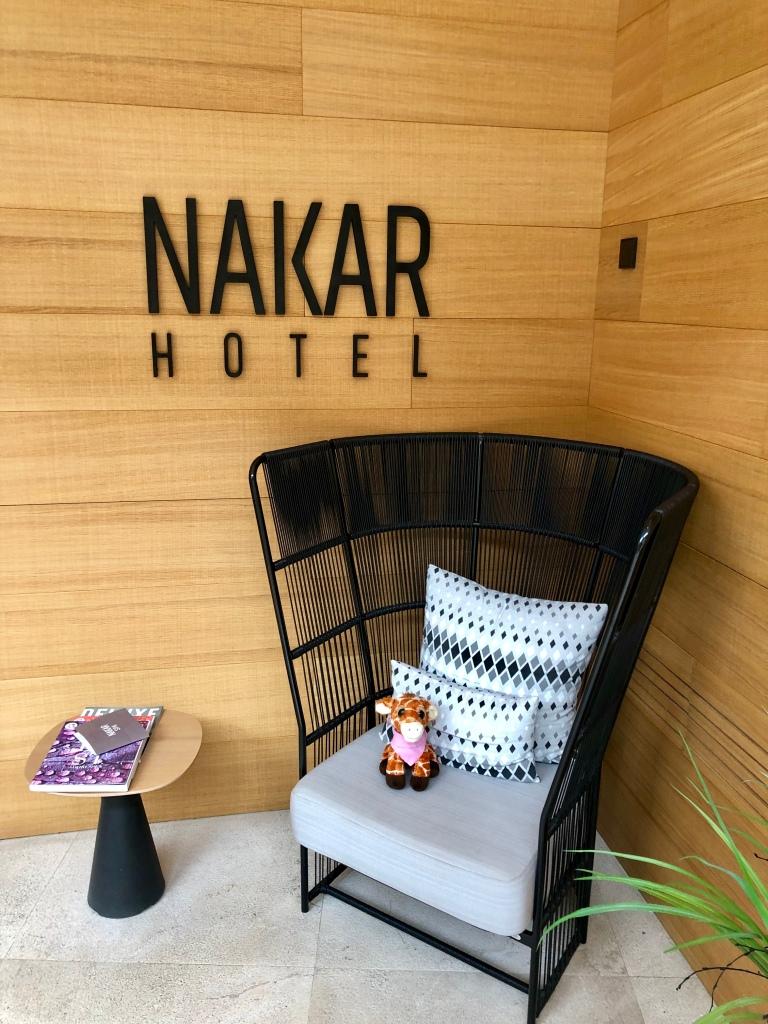 Nakar Hotel lobby