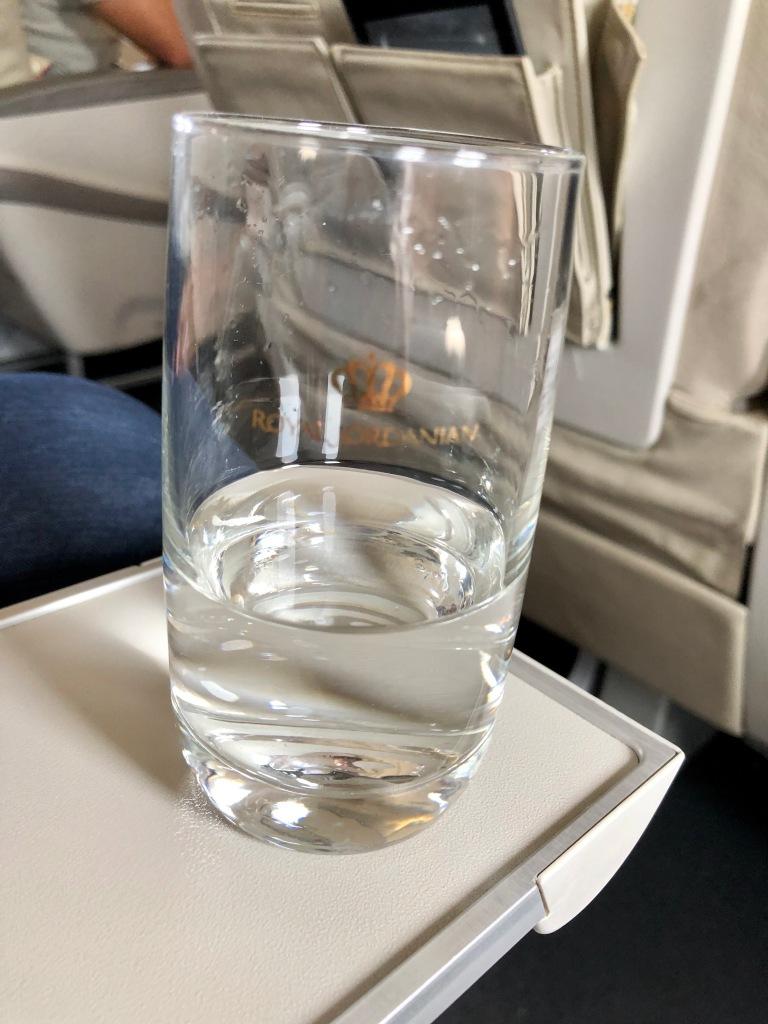 """pre-departure beverage (""""PDB"""")"""