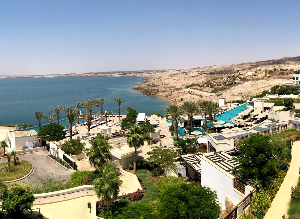 Hilton Dead Sea Resort and Spa
