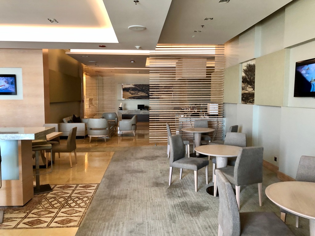 Hilton Dead Sea Executive Lounge