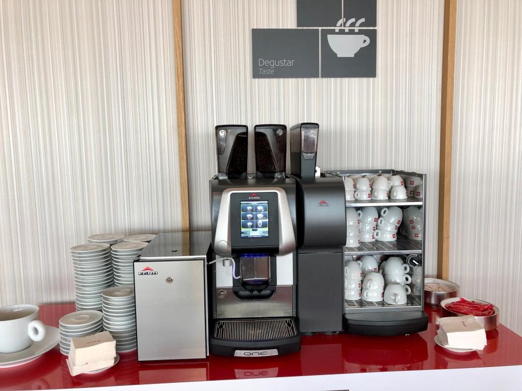 Egro espresso machine