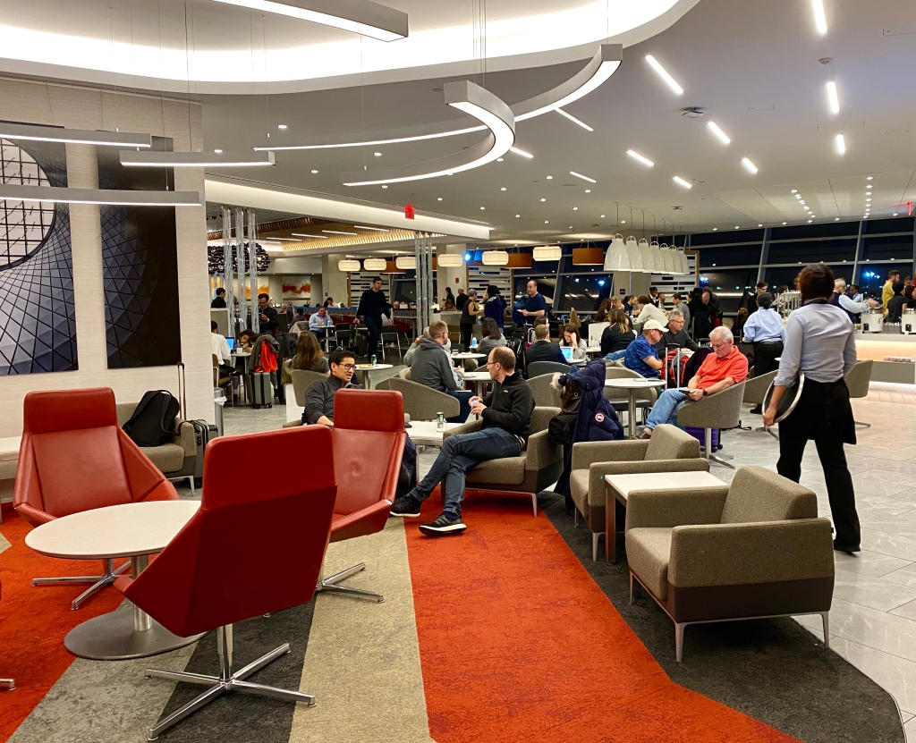 Main Flagship Lounge