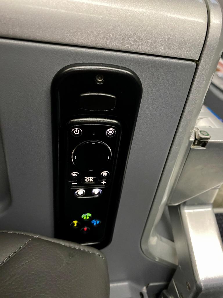 IFE remote control