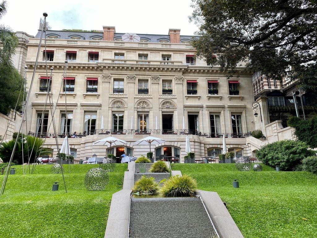Park Hyatt Buenos Aires - historic side