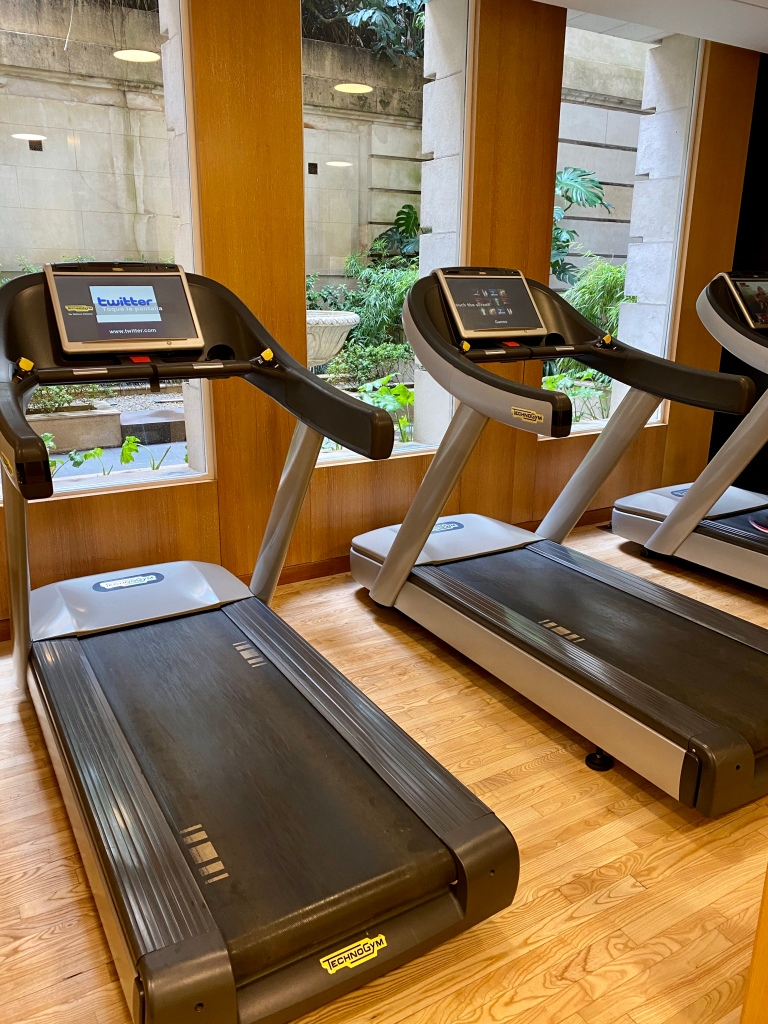 Technogym treadmills