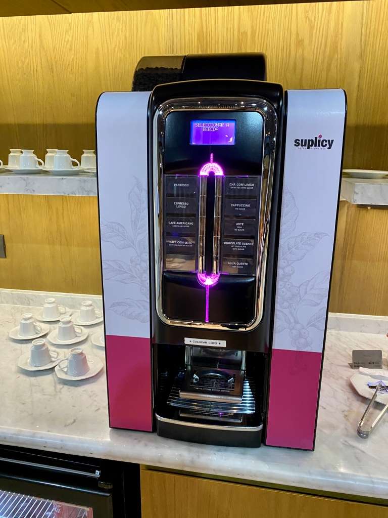 Suplicy coffee machine