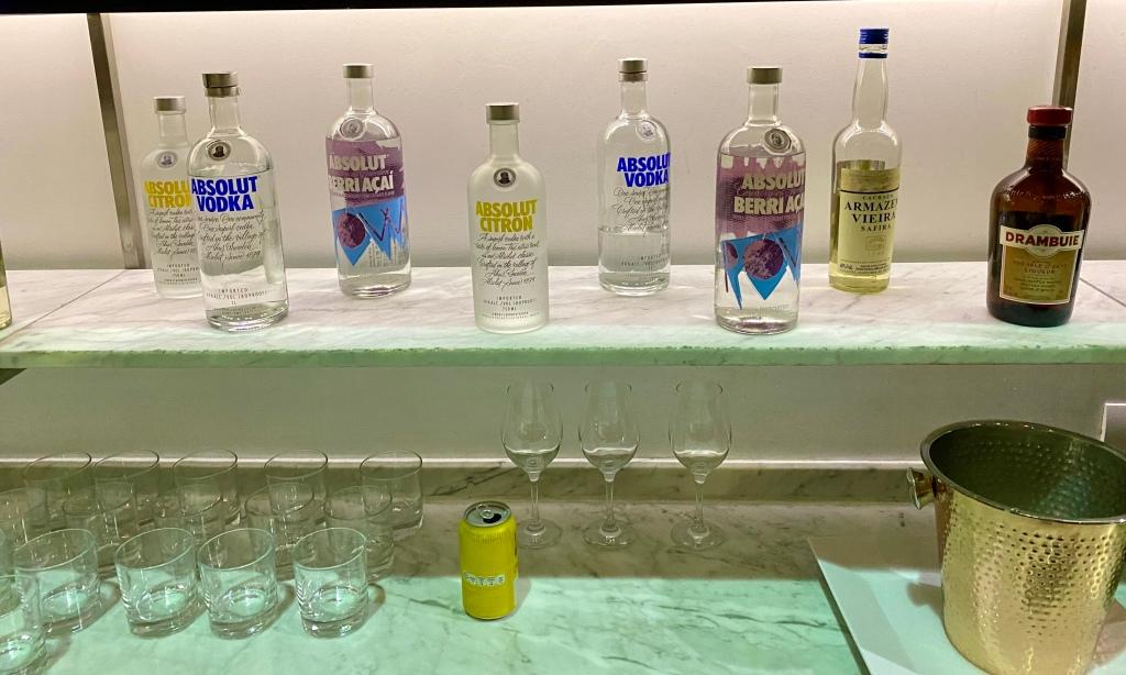 Cachaça and vodka