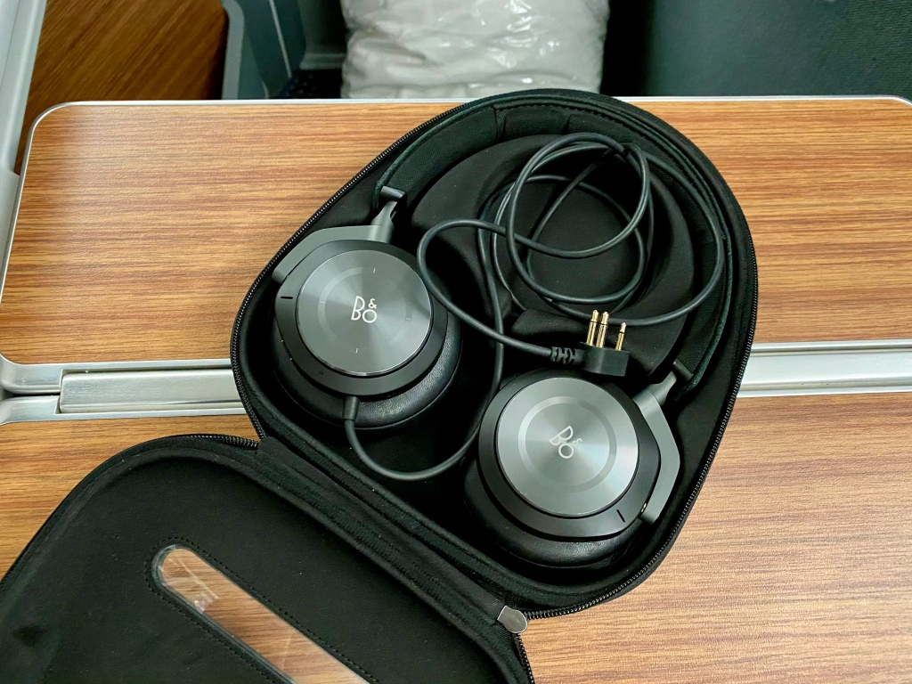Bang & Olufsen headphones