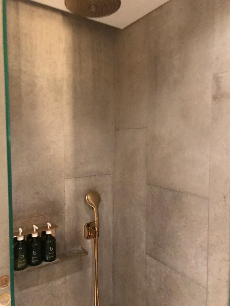 Shower suite