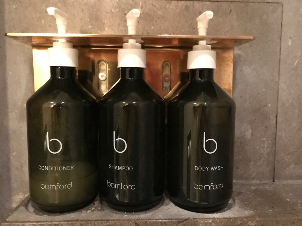 Bamford bath products